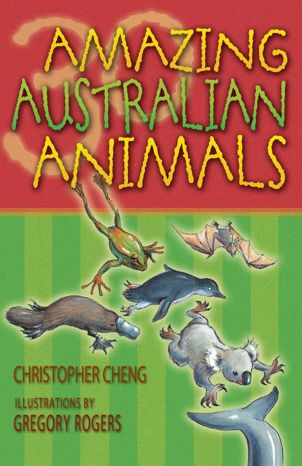 30 Amazing Australian Animals - Christopher Cheng