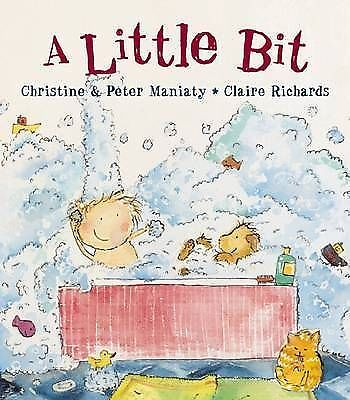A Little Bit - Claire Richards