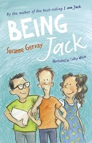 Being Jack - Susanne Gervay
