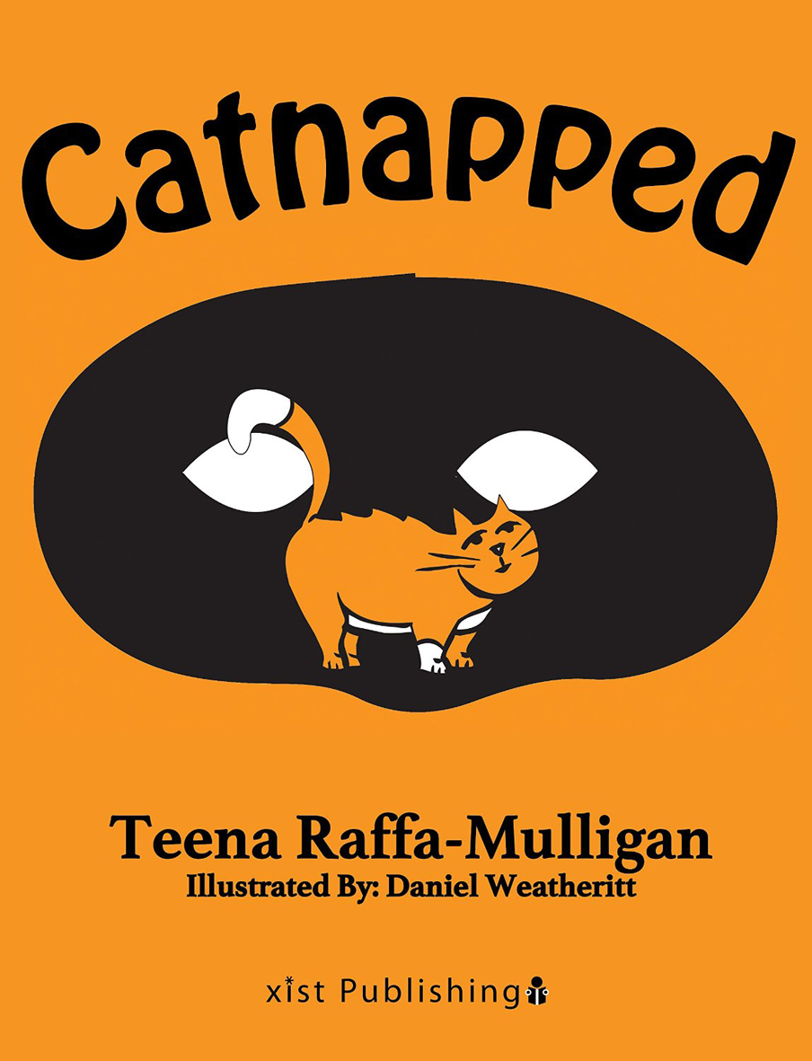 Catnapped - Teena Raffa-Mulligan