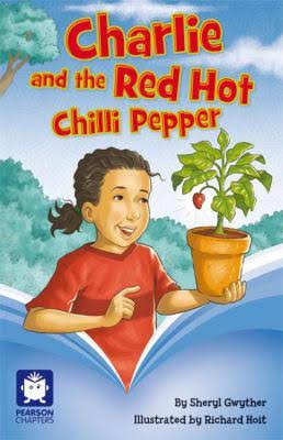 Charlie and the Red Hot Chilli Pepper - Sheryl Gwyther