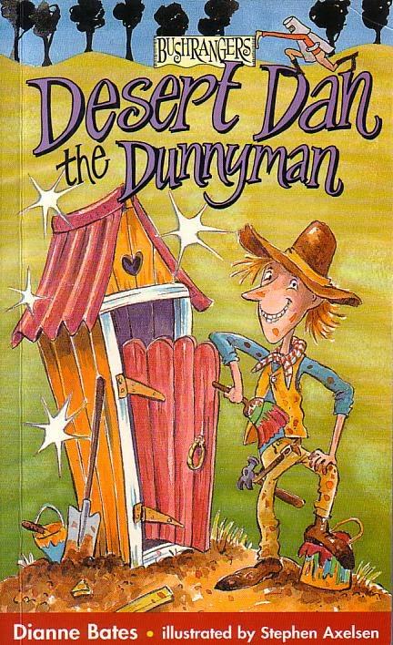 Desert Dan The Dunnyman - Dianne Bates