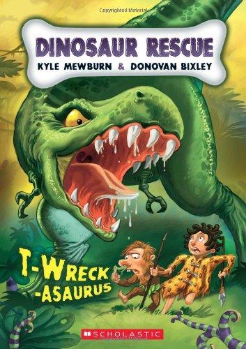 Dinosaur Rescue - Kyle Mewburn