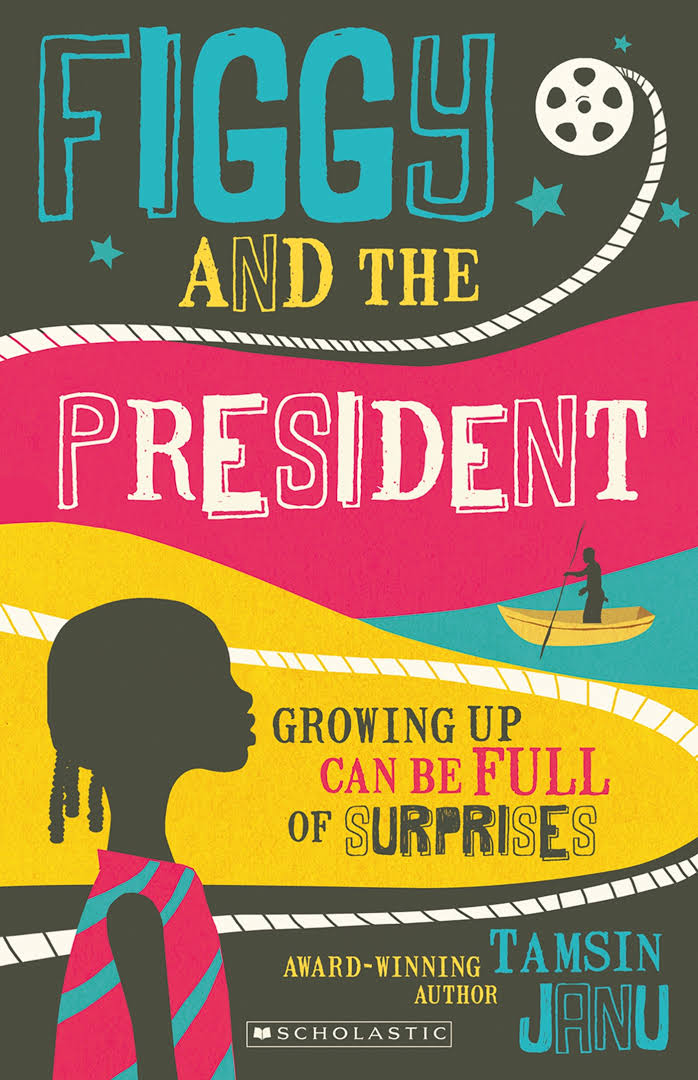 Figgy and the President - Tamsin Janu