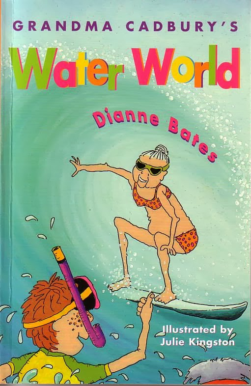 Grandma Cadbury's Water World - Dianne Bates