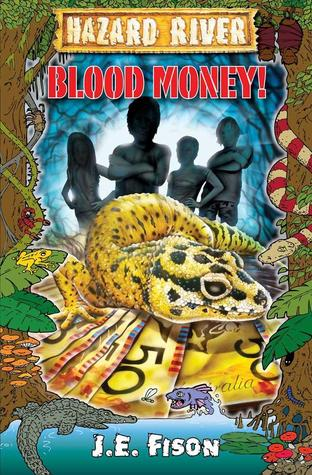Hazard River blood money - JE Fison