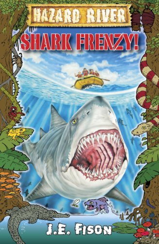 Hazard River shark frenzy - JE Fison