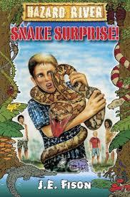 Hazard River snake surprise - JE Fison