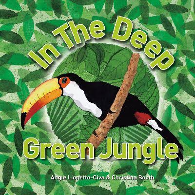 In The Deep Green Jungle - Christina Booth