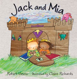Jack and Mia - Claire Richards