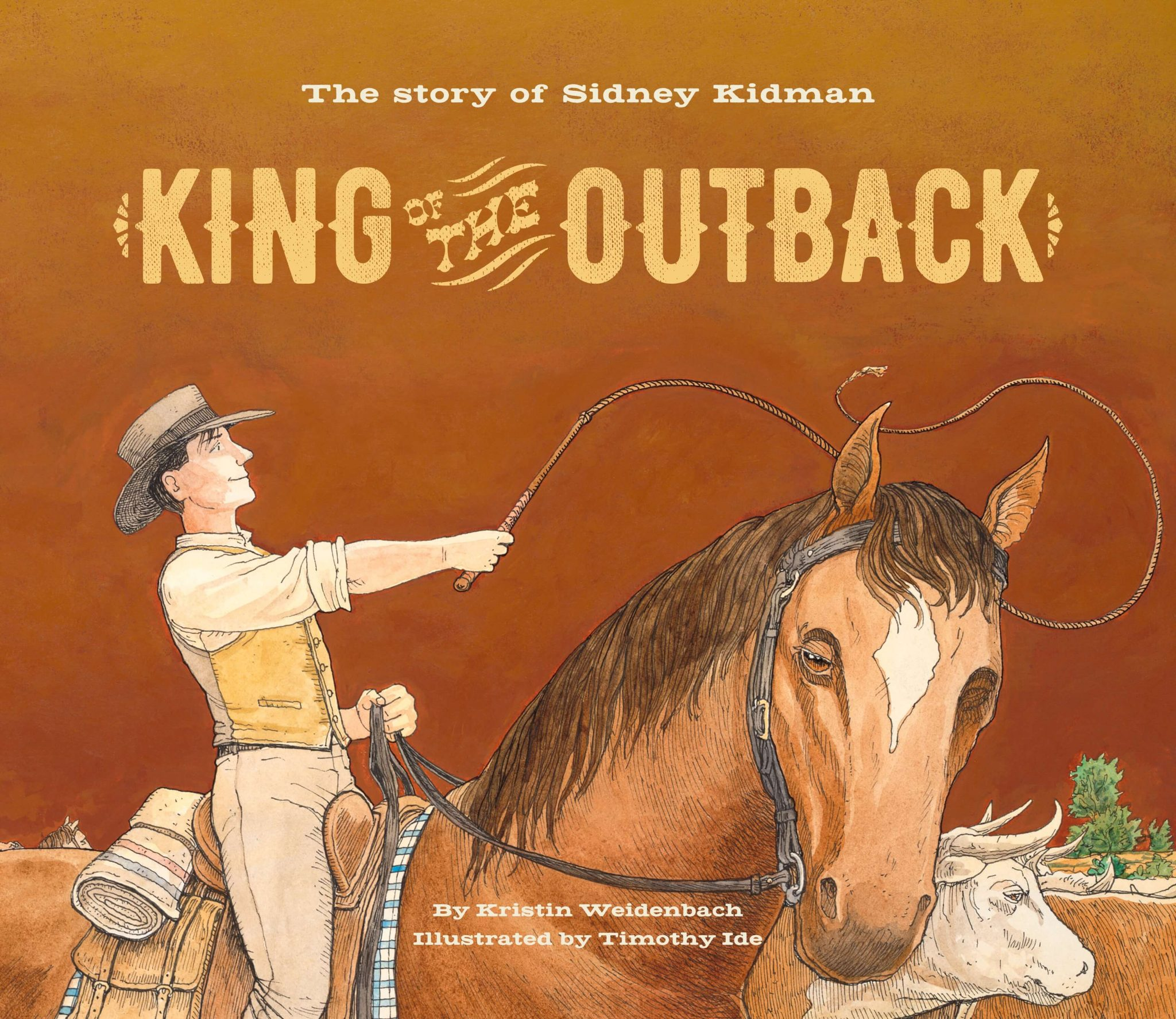 King of the Outback - Kristin Weidenbach
