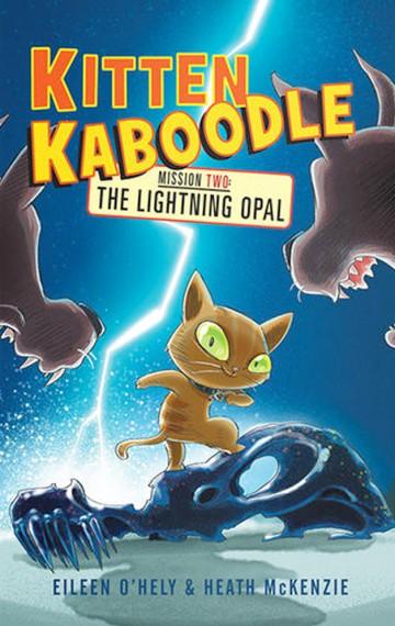 Kitten Kaboodle - Eileen O'Hely