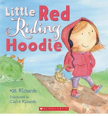 Little Red Riding Hoodie - Claire Richards