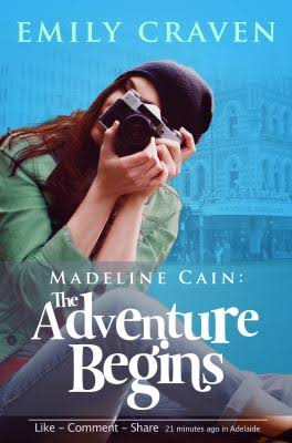 Madeline Cain- The Adventure Begins - Emily Craven