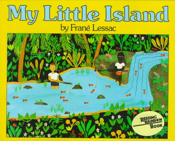 My Little Island - Frané Lessac