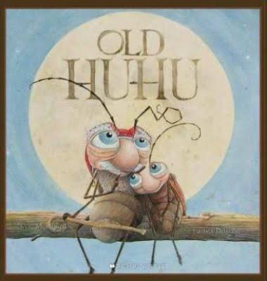 Old Hu-hu - Kyle Mewburn