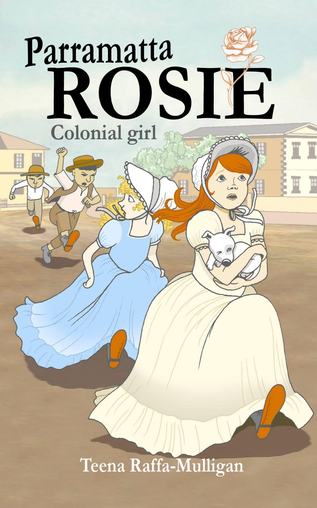 Paramatta Rosie - Teena Raffa-Mulligan