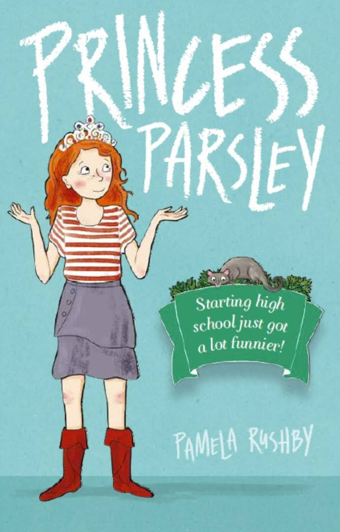 Princess Parsley - Pamela Rushby
