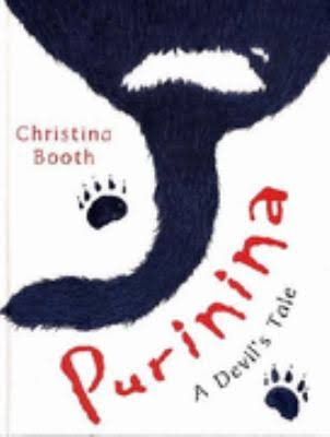 Purinina, A Devil's Tale - Christina Booth