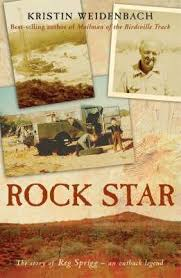 Rock Star- the Story of Reg Sprigg - Kristin Weidenbach