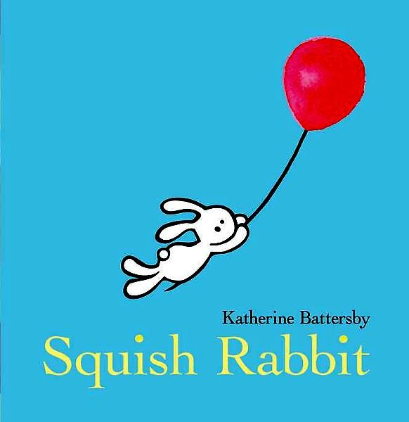Squish Rabbit - Katherine Battersby