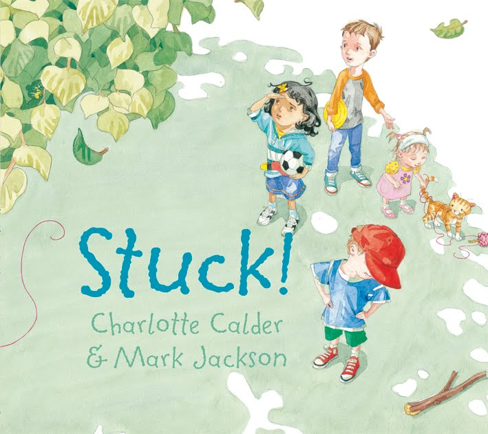 Stuck! - Charlotte Calder