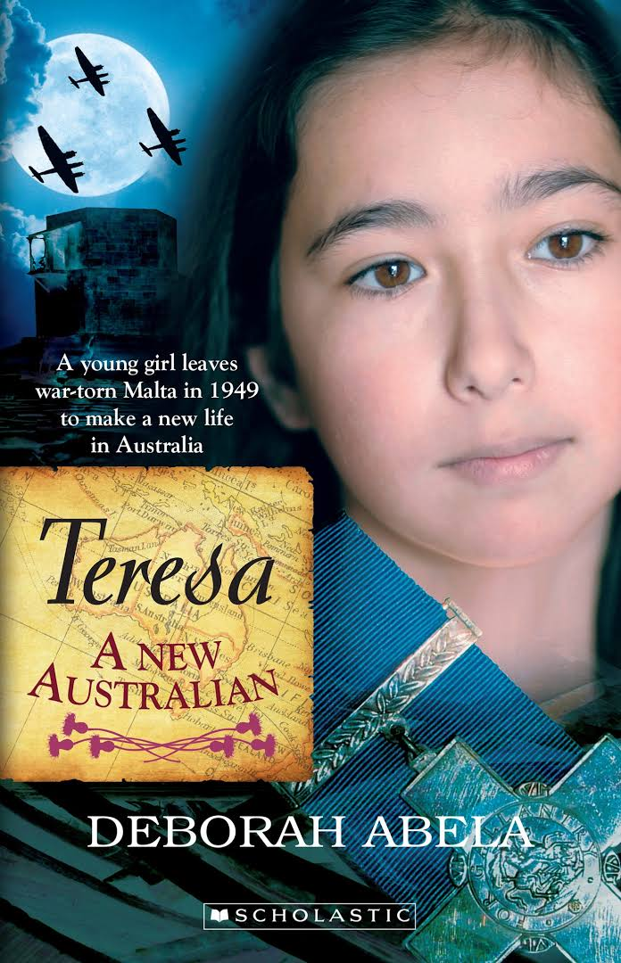 Teresa- A New Australian - Deborah Abela