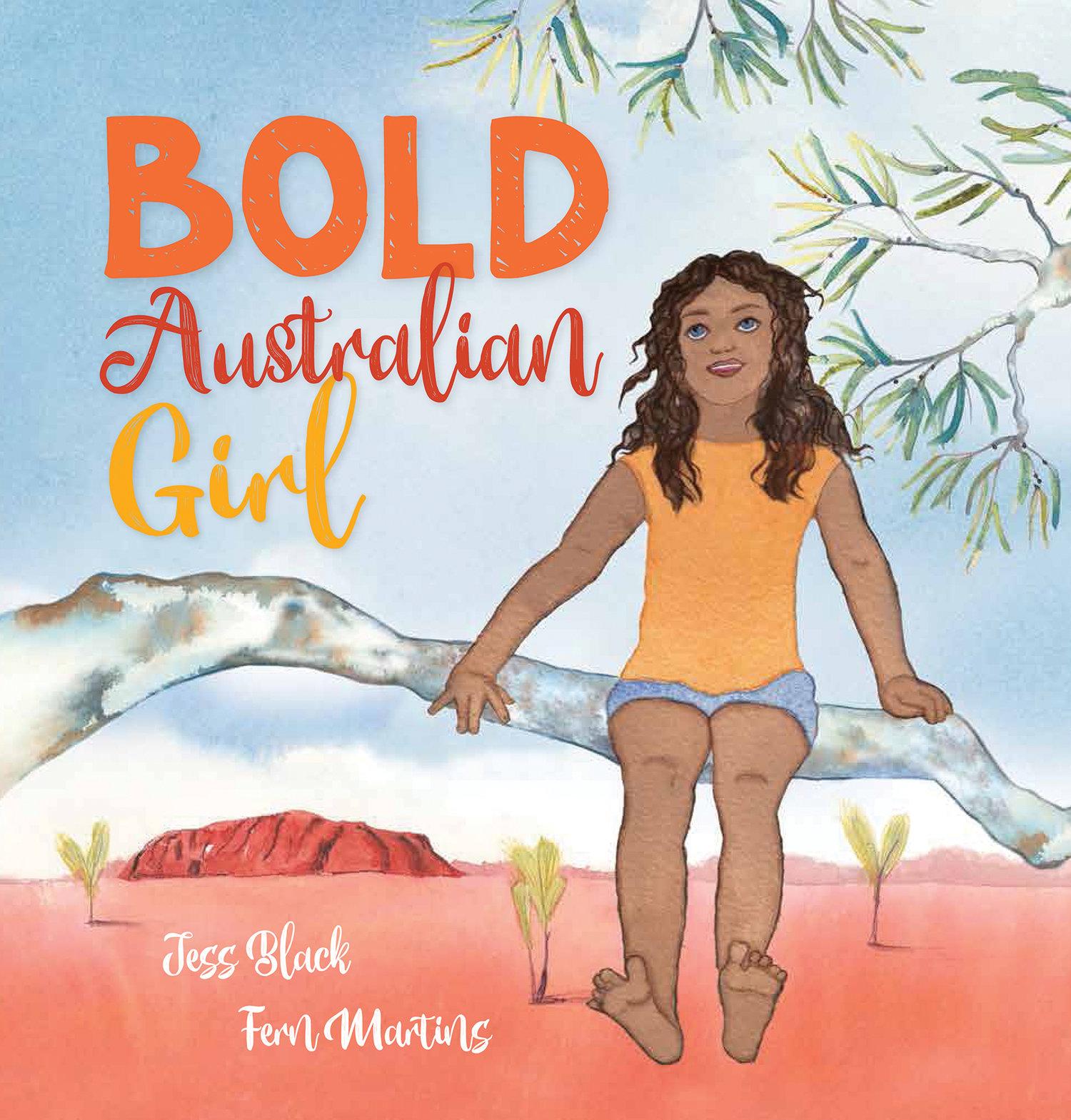 Bold Australian Girl - Jess Black