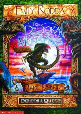 The Deltora Book of Monsters - Marc McBride
