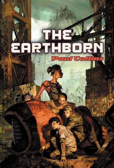 The Earthborn - Paul Collins