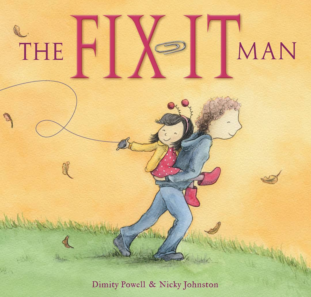 The Fix-It Man - Dimity Powell