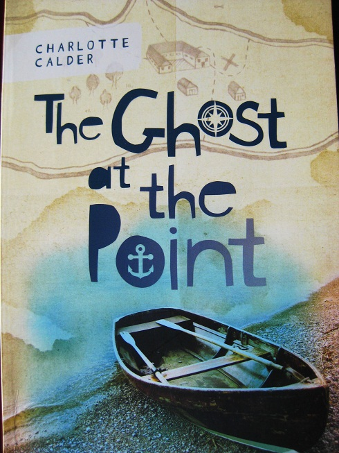 The Ghost at the Point - Charlotte Calder