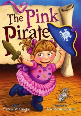The Pink Pirate - Michelle Worthington