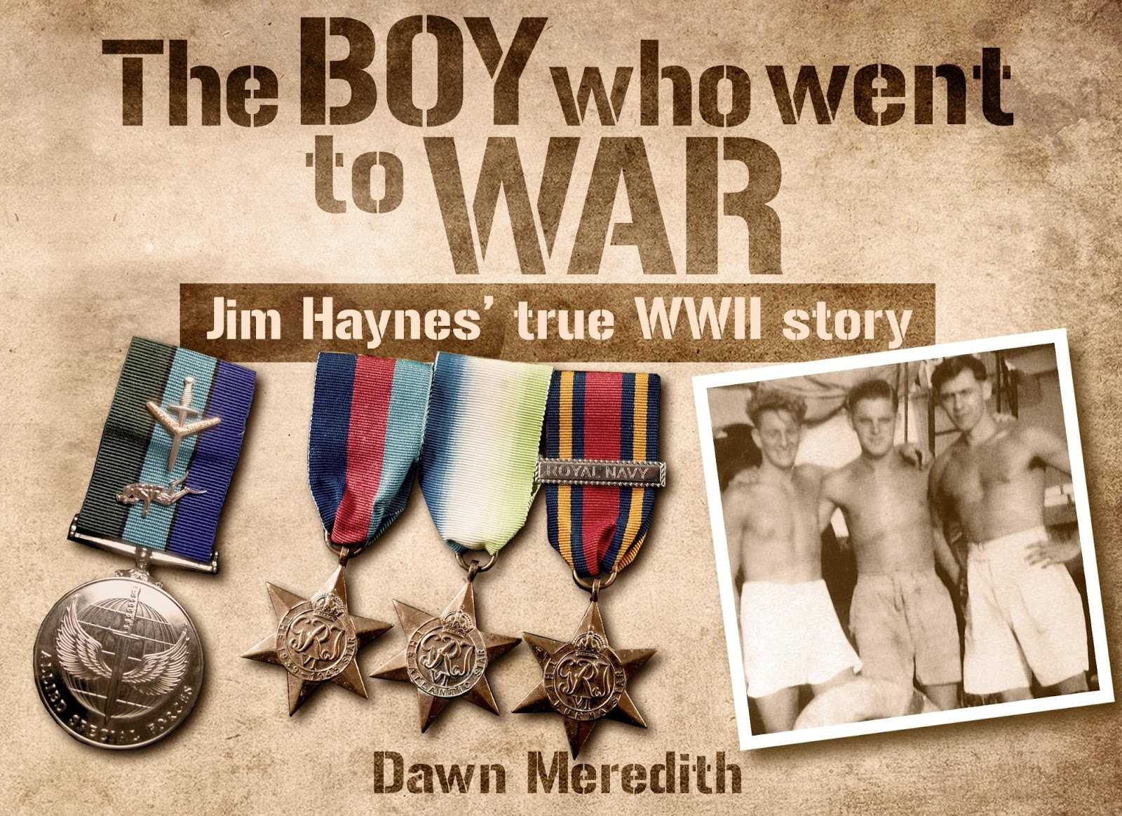 The_Boy_Who_Went_to War - Dawn Meredith