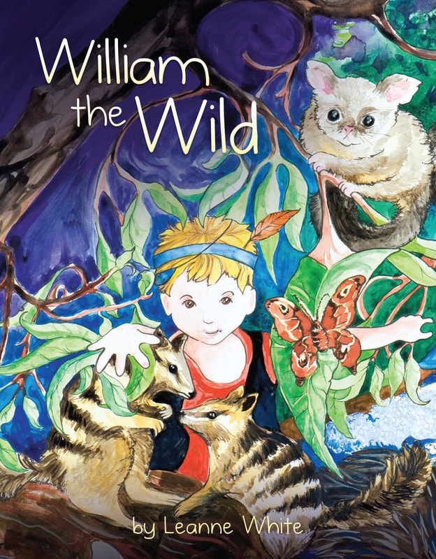 William the Wild (original) - Leanne White