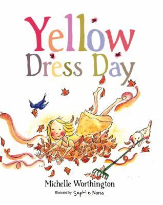 Yellow Dress Day - Michelle Worthington