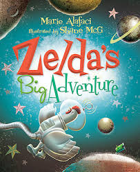 Zelda's Big Adventure - Marie Alafaci