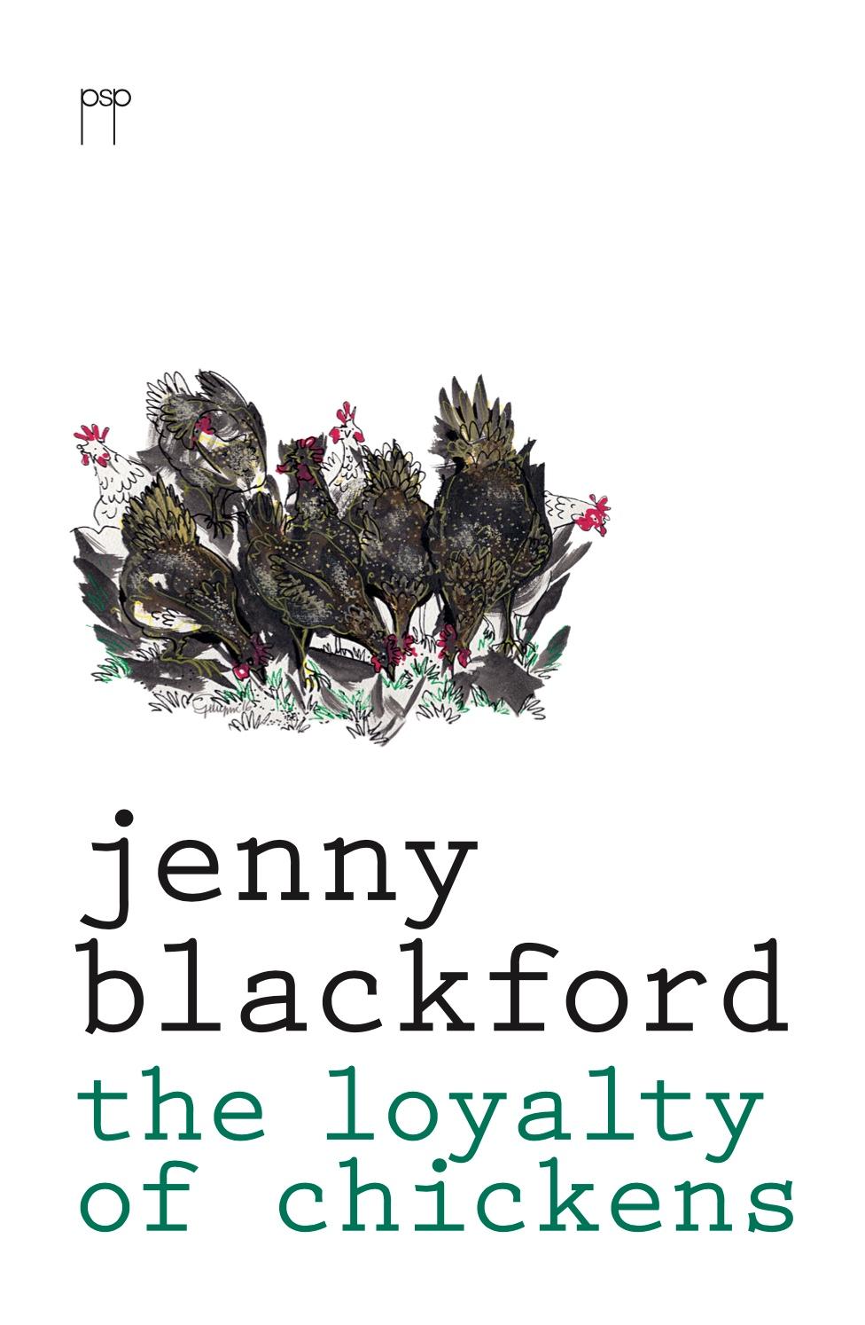 - Jenny Blackford