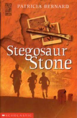 stegosaur stone - Patricia Bernard