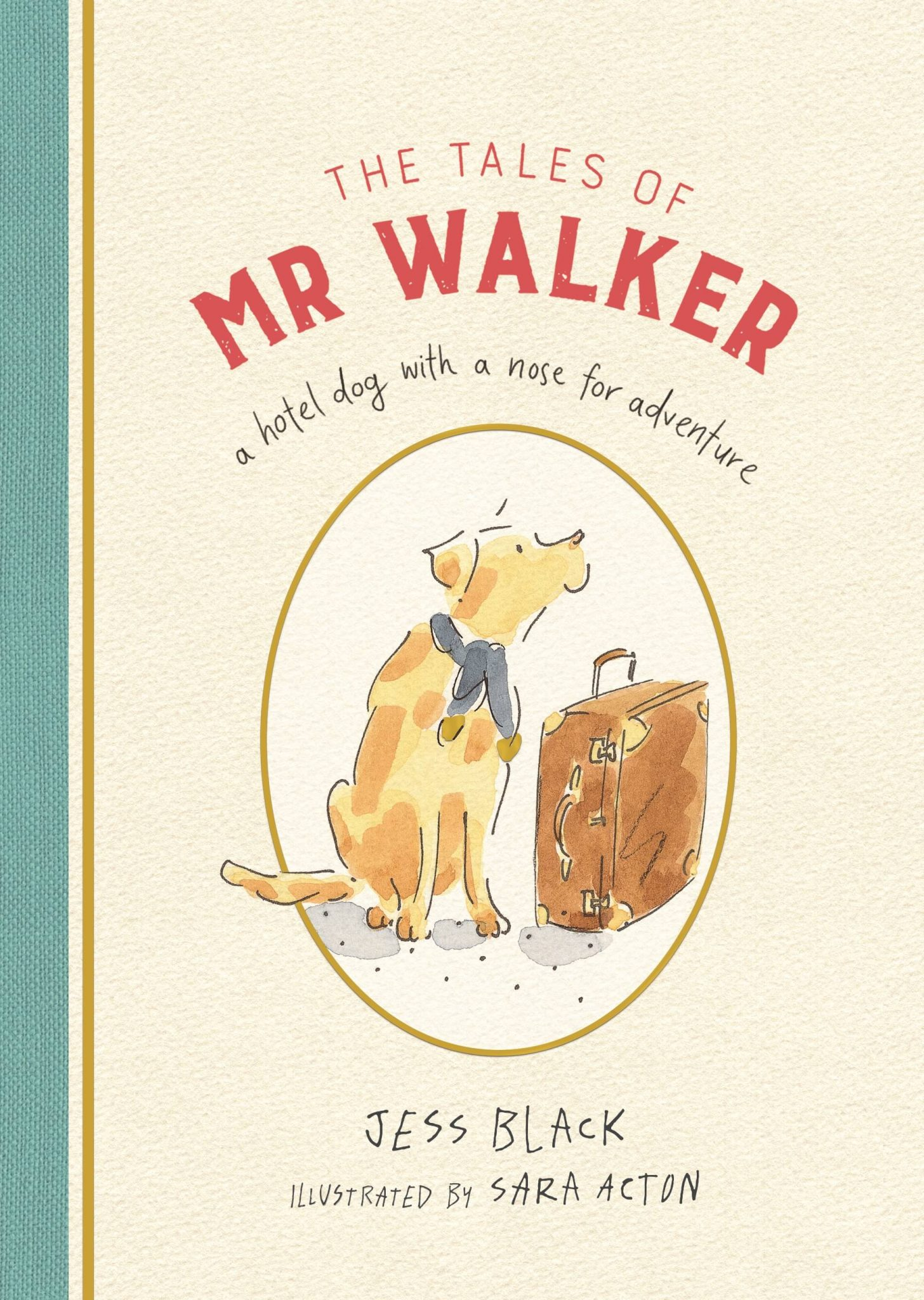 the tales of mr walker - Jess Black