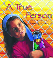 A True Person - Jacqui Grantford