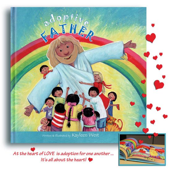 Adoptive Father - Kayleen West