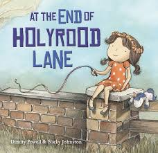 At the End of Holyrood Lane - Nicky Johnston