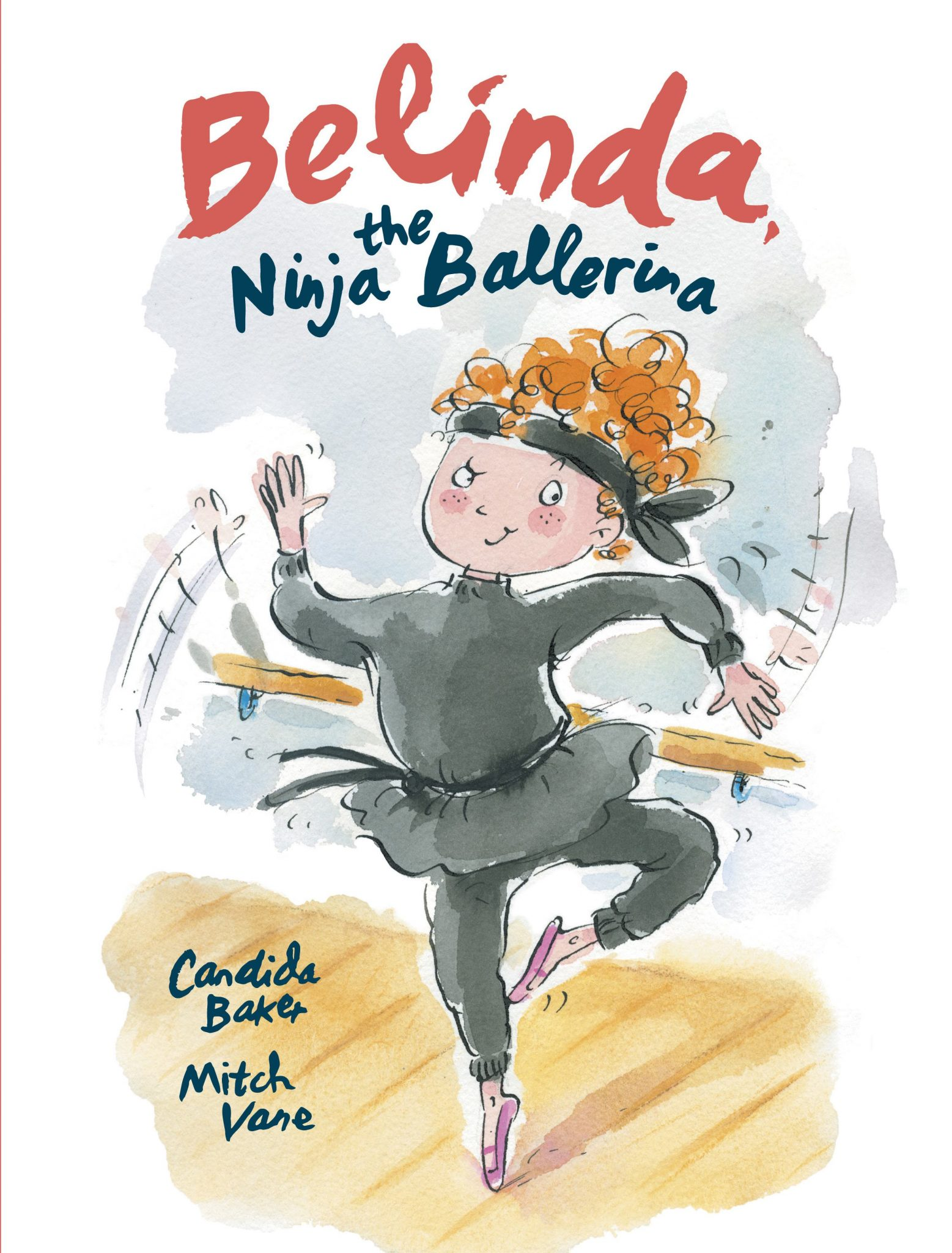 Belinda the Ninja Ballerina - Mitch Vane