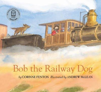 Bob the Railway Dog - Corinne Fenton