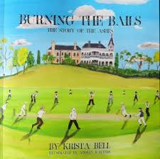 Burning the Bails - Krista Bell