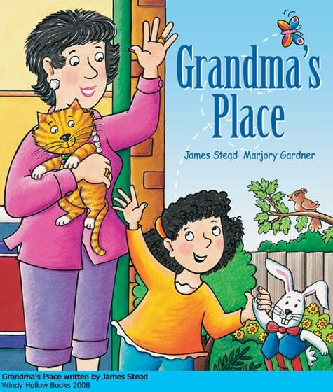 Grandma's Place - Marjory Gardner