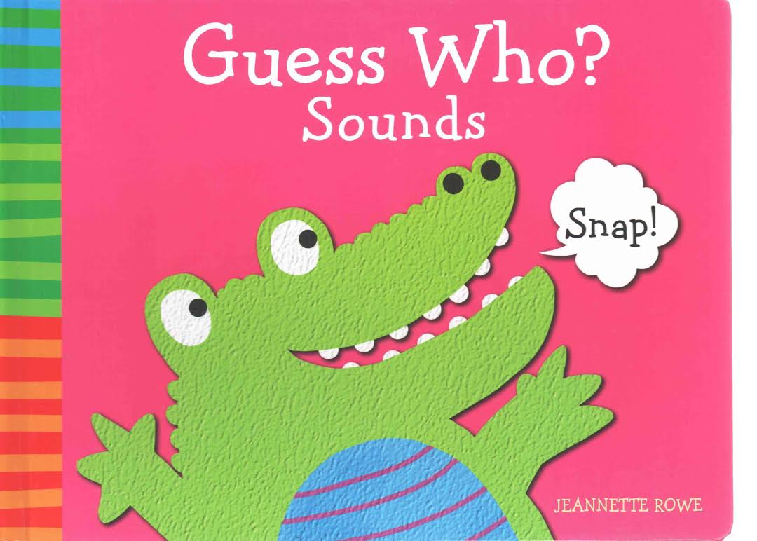 Guess Who? Sounds - Jeannette Rowe