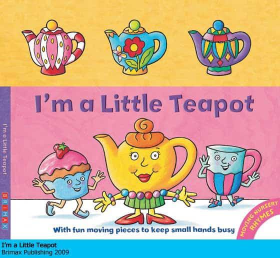 I'm a Little Teapot - Marjory Gardner