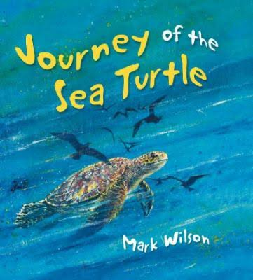 Journey of the Sea Turtle - Mark Wilson